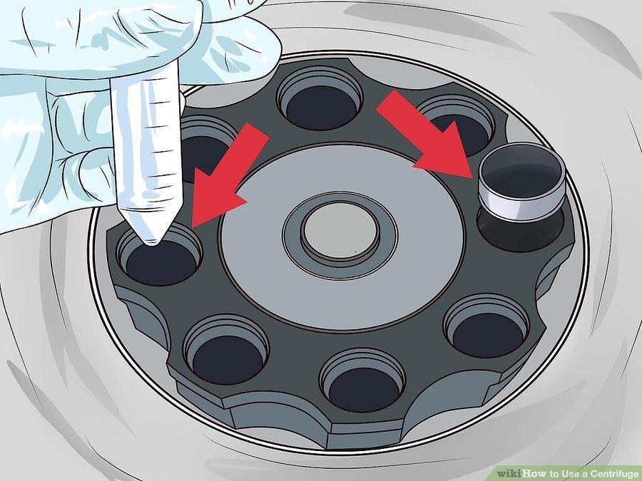 Cách sử dụng máy ly tâm an toàn
